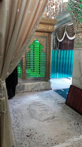 امامزاده علی اشرف سمنان